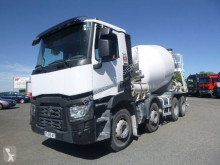 Renault Gamme C 460.32 truck used concrete mixer