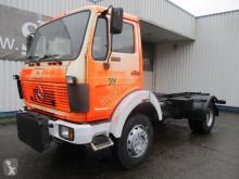 Mercedes chassis truck 1222 , V6 , Manual , Spring Suspension ,