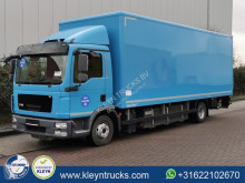 Camion MAN EMOSS E-TRUCK 160 kwh electric fourgon occasion