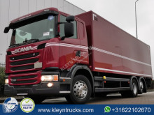 Camion Scania G 320 fourgon occasion