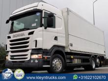 Camión furgón Scania R 440