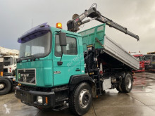 MAN flatbed truck 19.403