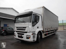Iveco Stralis AD 190 S 31 P truck used tautliner