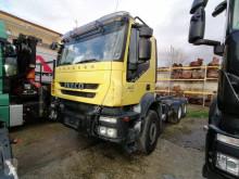 Iveco Trakker 260 T 41 грузовое шасси б/у