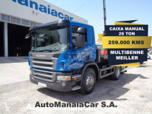 Scania P 380 truck used container