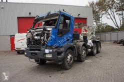 Vrachtwagen Iveco Trakker 410 geaccidenteerde beton molen / Mixer