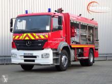 Camion camion de pompieri cu remorca Mercedes Axor 1824