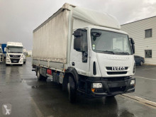 Iveco tautliner truck Eurocargo 160E25