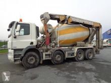Kamión betonárske zariadenie domiešavač DAF CF85 FAD 85.410