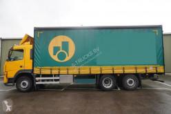 Camion Volvo FM 340 obloane laterale suple culisante (plsc) accidentat