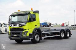 Volvo FMX / 420 / EURO 6 / 6 X 4 / RAMA DO ZABUDOWY truck used chassis