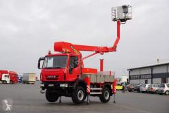Camion nacelle Iveco 110E22 / 4 X 4 / PALFINGER BISON TKA 19KS
