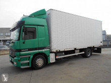 Mercedes Actros 1831 truck used Clothes transport box