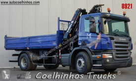 Camion benne TP Scania P 310