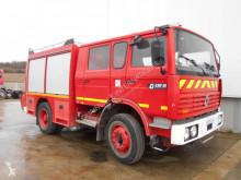 Ciężarówka Renault Gamme G wóz strażacki używana