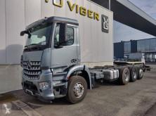 Mercedes Arocs truck used flatbed