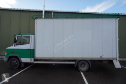 Mercedes Vario 614 D truck used box