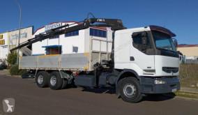 Renault Premium 420.26 truck used flatbed
