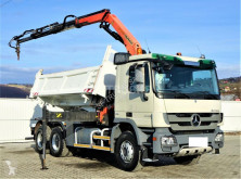 Camion Mercedes Actros 3344 bi-benne occasion