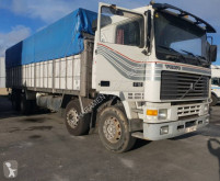 Volvo F12 400 truck used two-way side tipper