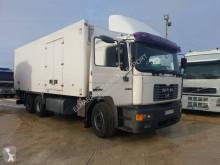 MAN refrigerated truck F2000 26.414