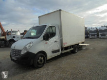 Camion fourgon Renault Master 125