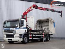 DAF flatbed truck CF85