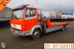 Mercedes car carrier truck 1114