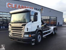 Scania P 450 truck used hook lift