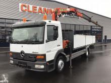 Ciężarówka Mercedes Atego 1223 platforma używana