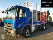 Camion grumier Mercedes Actros 2648 / Kran Epsilon M100