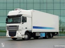 Teherautó DAF FAR XF 105.460 ATE EURO 5 SSC MANUAL GEARBOX TOP CONDITION ! használt hűtőkocsi