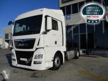 MAN TGX 18.500 4X2 BLS truck used box