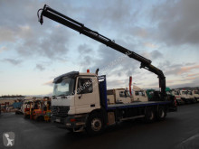 Camion Mercedes Actros 2640 plateau standard occasion