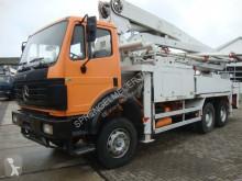 Mercedes concrete mixer + pump truck concrete truck 2631