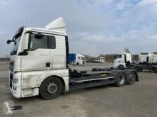 Kamión podvozok MAN TGX 26.440 LL Jumbo, Multiwechsler 3 Achs BDF W