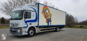 Mercedes moving box truck Actros 1832