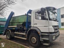 Mercedes scrap dumper truck Axor 1833 KN
