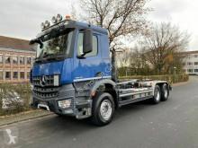 Mercedes Arocs 2645 L6x4 Meiller RS 21.70 / Retarder truck used skip