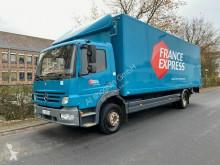 Ciężarówka Mercedes Atego 1218 L Koffer/LBW /Schalter furgon używana