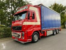 Volvo ponyvával felszerelt plató teherautó FH16 540 6X2 Holand Truck HIFI