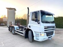 DAF billenőplató teherautó CF75 SCARRABILE BALESTRATO ANTERIORE E PNEUMATICO