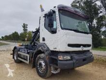 Camión Gancho portacontenedor Renault KERAX 420DCI