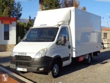 Camión Iveco Daily 35C13 furgón usado