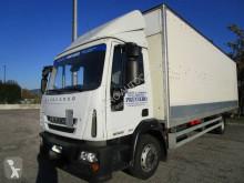 Teherautó Iveco Eurocargo 120 E 22 használt ponyvával felszerelt plató