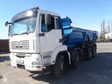 MAN half-pipe tipper truck TGA 35.430