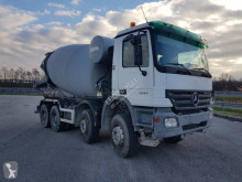 Mercedes Actros 4144 truck used concrete mixer