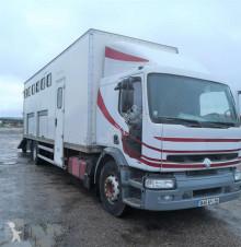 Camion van per trasporto di cavalli Renault 7 PLACES BIAIS