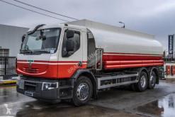 Kamión cisterna uhľovodíky Renault Premium 380