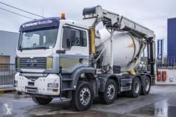 Camion MAN TGA 35.410 béton toupie / Malaxeur occasion